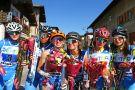 Terza giornata in Val di Fiemme dei Campionati Mondiali di Skiroll
