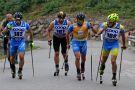 VAL DI FIEMME: ITALIA TOP NELLO SKIROLL
